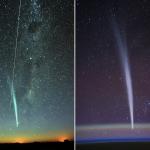 La comète Lovejoy en décembre 2010. ISON sera-t-elle aussi belle ?