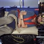 La « centrifugeuse à taille humaine » que Bill Paloski compte utiliser.
