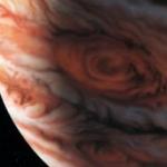 Le système de 55 Cancri vu depuis les parages de sa nouvelle planète, placée sur une orbite Jupiterienne.