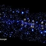 La comète 57P/du Toit-Neujmin-Delporte est la 3ème comète fragmentée a avoir été observée par un grand télescope. Au total, 19 fragments accompagnent le noyau de l'infortunée sur près de 30 minutes d'arc.