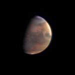 Mars dans le collimateur de Mars Express