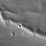 De très belles images des hauts-plateaux martiens