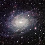 Une galaxie spirale très semblable à la nôtre