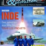 La couverture du cinquième numéro d'Espace et Exploration