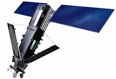 Tout comme les vers luisants, les satellites Iridium de première génération sont en réalité assez laids vus de près...