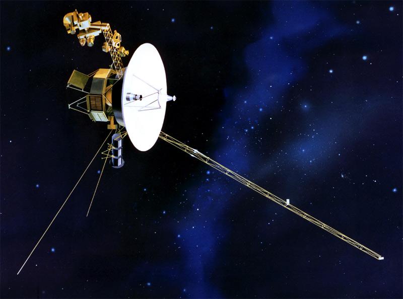 La Sonde Voyager 1 passera bientôt la frontière du système solaire. Qu\'y découvrira-t-elle ?