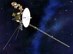 La sonde Voyager 1. Non content d'être d'une endurance exceptionnelle, elle ne jette rien. Les engins spatiaux, c'est comme les voitures et les grands bordeaux : les meilleurs ont été conçus dans les années 60/70…