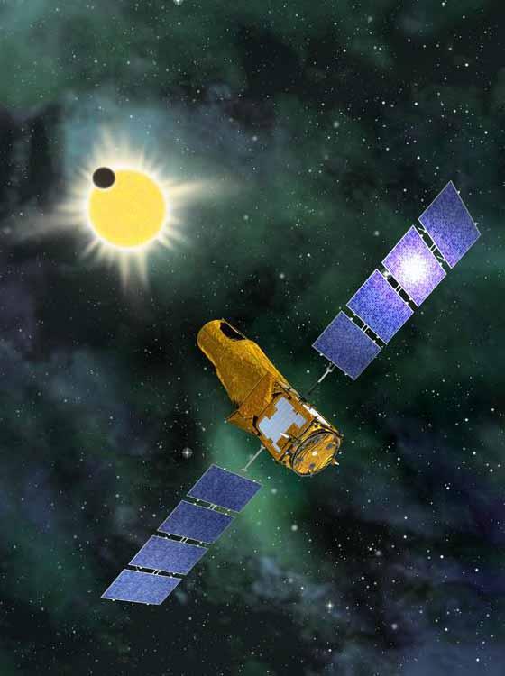 le satellite Corot à la poursuite des planètes extrasolaires
