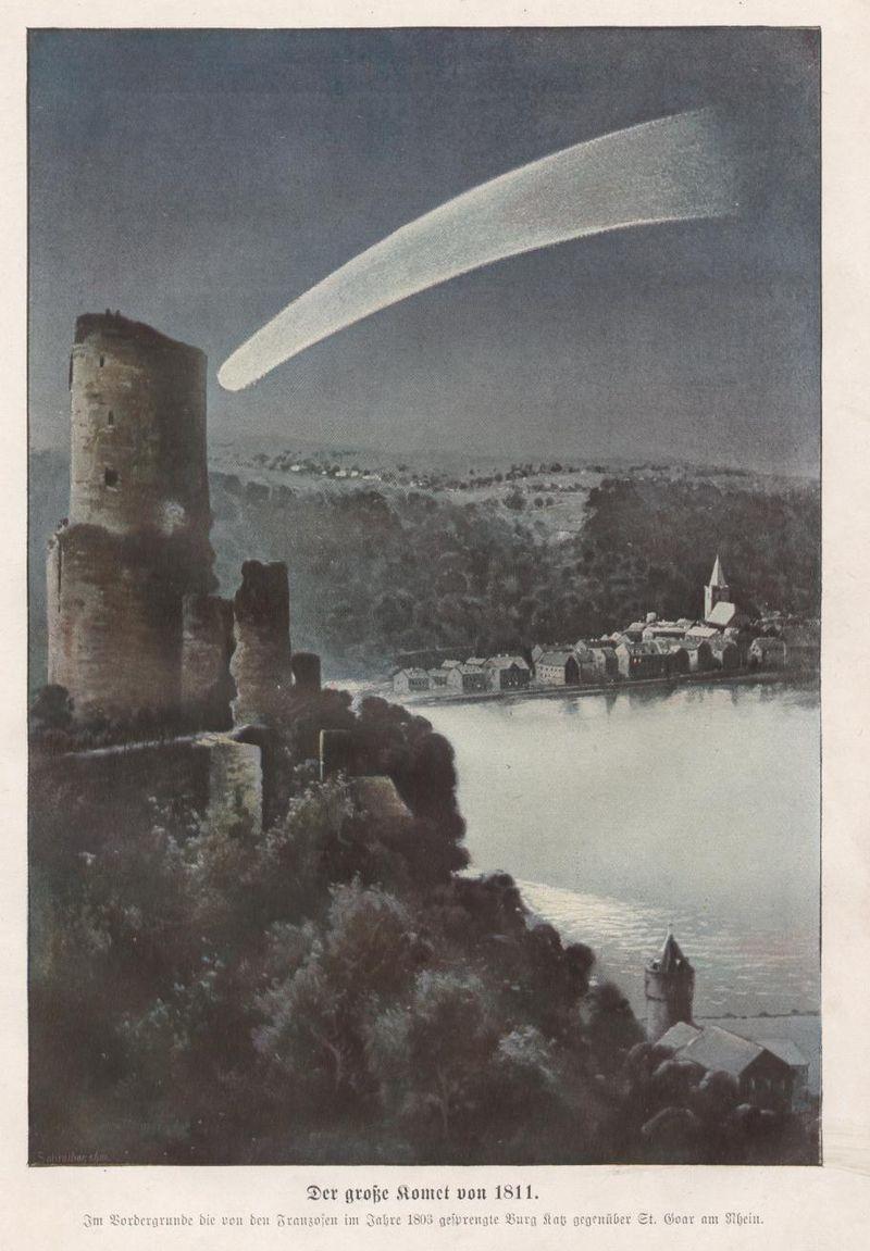 La comète de 1811