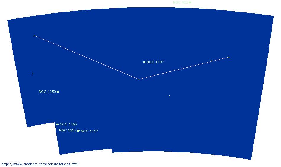 Constellation du Fourneau