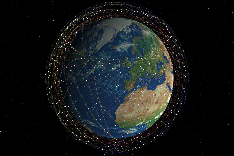 Le réseau Starlink